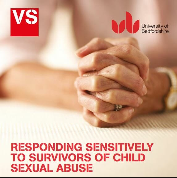 Responding sensitively to survivors of childhood abuse